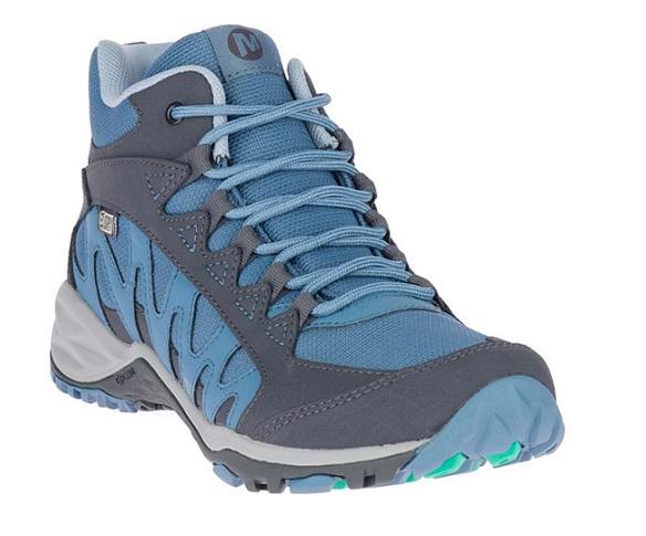 נעלי מירל טיולים הליכה נשים Merrell Lulea Mid Waterproof - תמונה 2