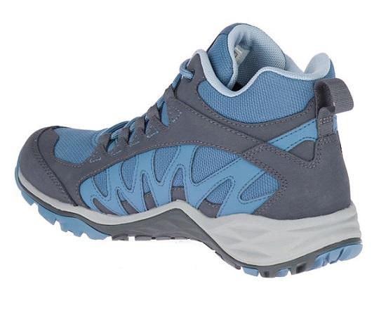 נעלי מירל טיולים הליכה נשים Merrell Lulea Mid Waterproof - תמונה 3