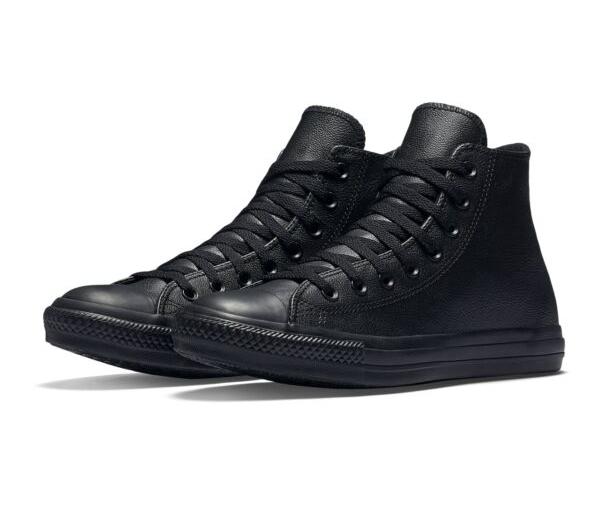 נעלי אולסטאר עור נשים גברים Converse Leather