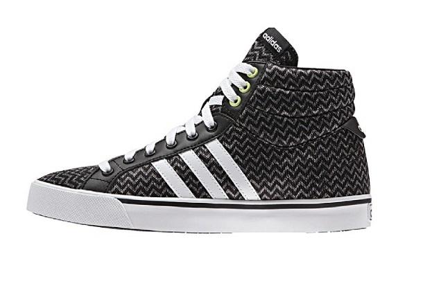 נעלי אדידס גבוהות נשים נוער Adidas Park St Mid