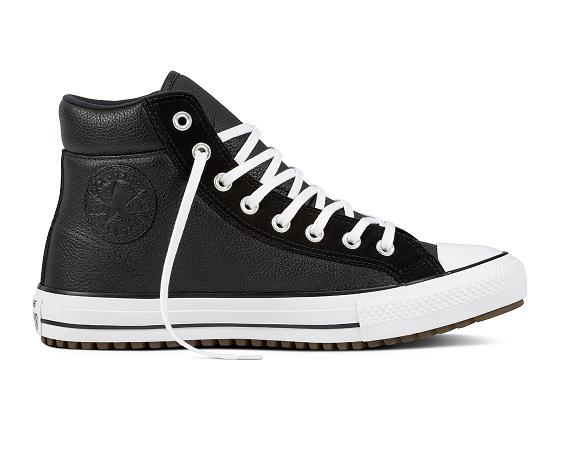 נעלי אולסטאר מגף עור גברים Converse Boot Pc - תמונה 1