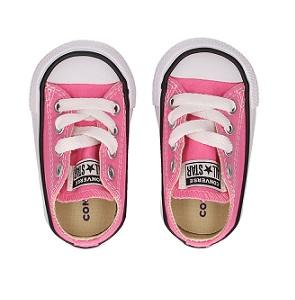 נעלי אולסטאר תינוקות Converse Infant Pink - תמונה 2
