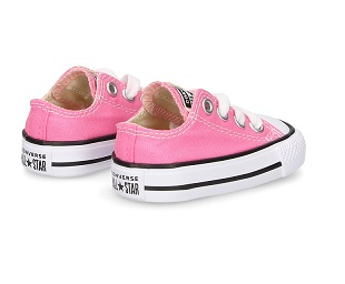 נעלי אולסטאר תינוקות Converse Infant Pink - תמונה 3