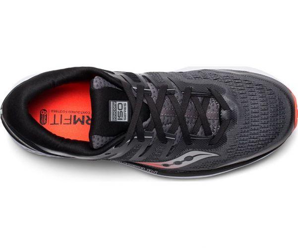 נעלי ריצה ספורט סאוקוני גברים Saucony Guise ISO 2 Wide