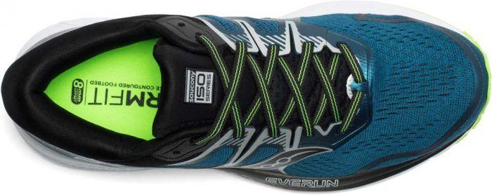 נעלי ריצה ספורט סאוקוני גברים Saucony Omni ISO 2 Wide