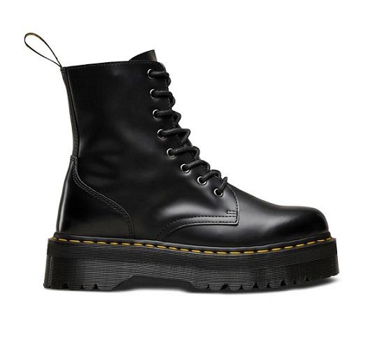 נעלי דוקטור מרטינס פלטפורמה נשים Doctor Martens Platform