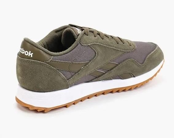 נעלי ריבוק אופנה גברים Reebok Classic Nylon Ripple MU