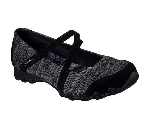 נעלי סקצ'רס בובה נשים Skechers Bikers Ripples - תמונה 1