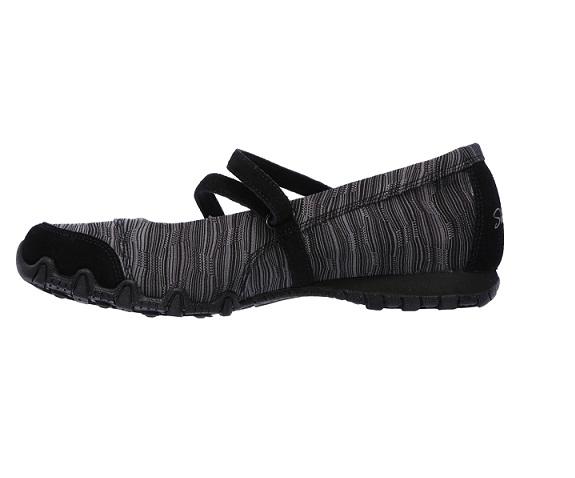 נעלי סקצ'רס בובה נשים Skechers Bikers Ripples - תמונה 3