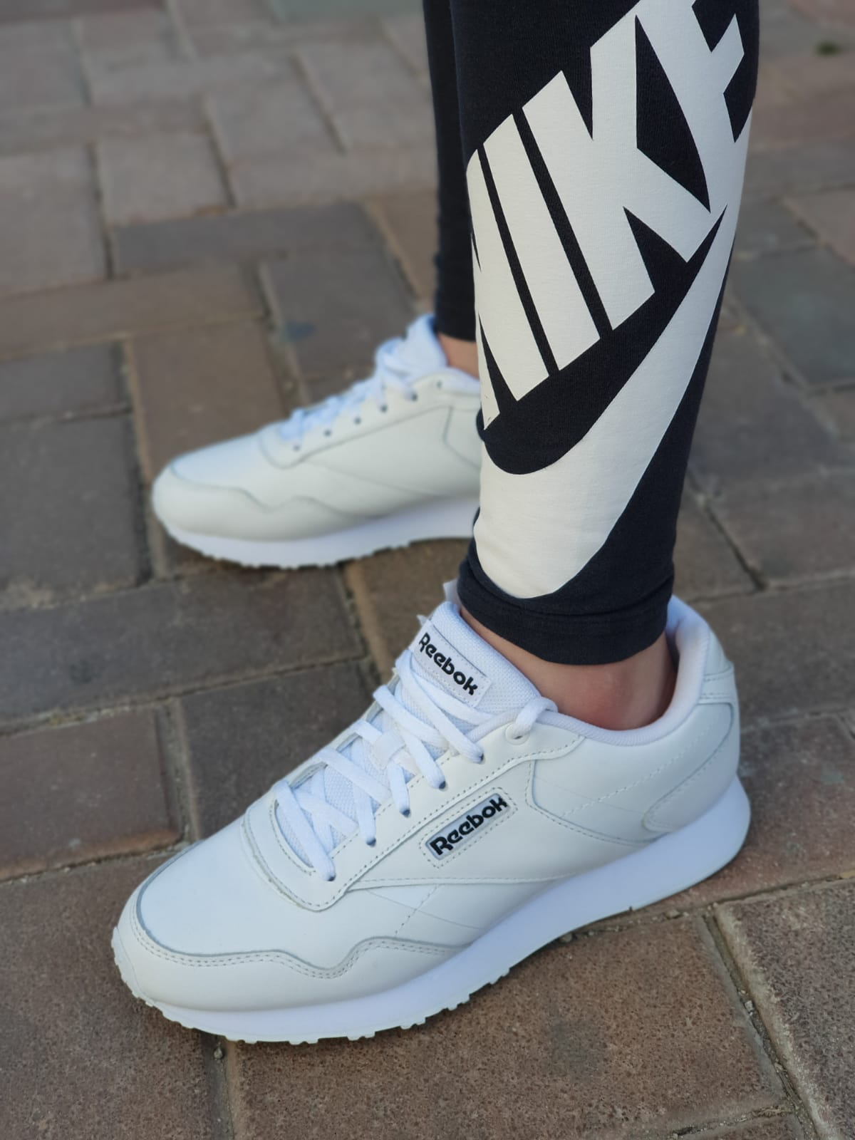 נעלי ריבוק אופנה נשים Reebok Royal Glide Lx