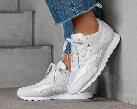 נעלי ריבוק אופנה נשים Reebok Classic Nylon