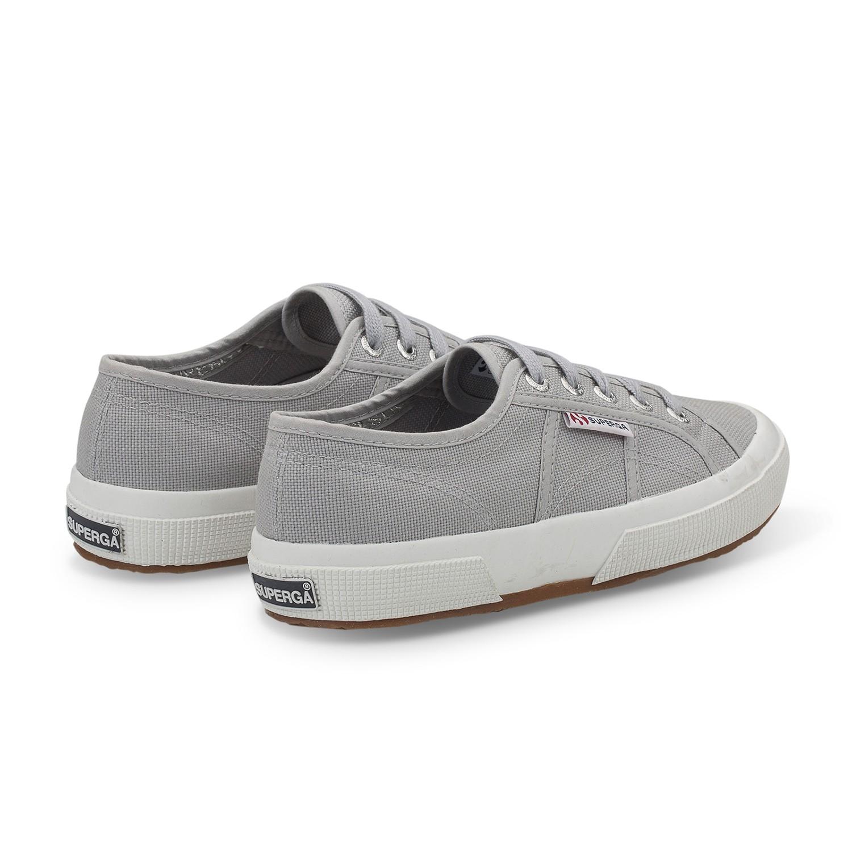נעלי סופרגה אפור נשים גברים Superga Lt Grey
