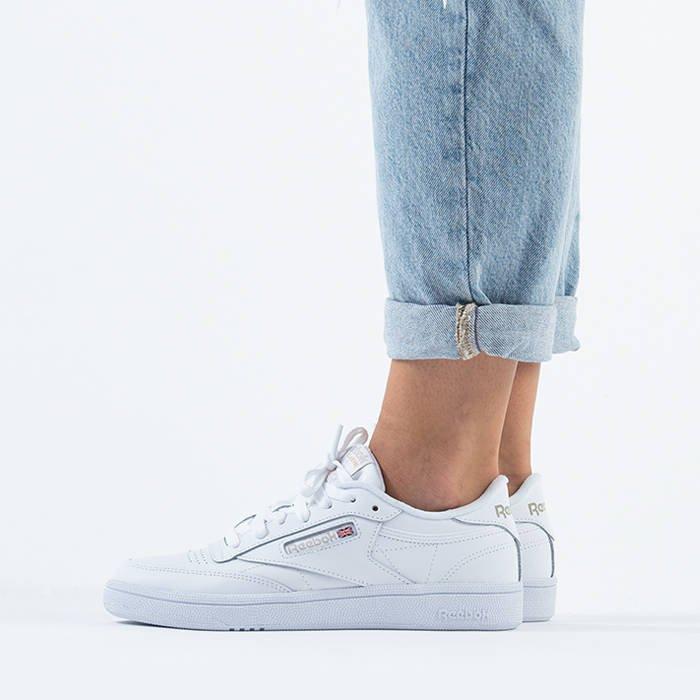 נעלי ריבוק אופנה נשים Reebok Club C 85