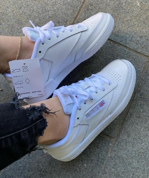 נעלי ריבוק אופנה נשים Reebok Club C
