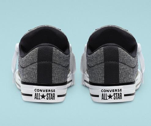 נעלי אולסטאר סליפאון ילדים Converse Street Slip - תמונה 3