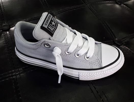 נעלי אולסטאר ילדים מטאלי Converse Street Slip