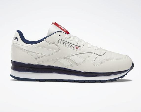 נעלי ריבוק אופנה גברים Reebok Classic Leather - תמונה 1