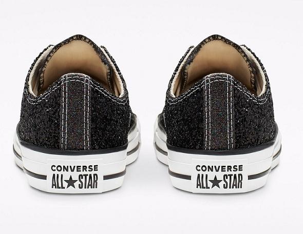 נעלי אולסטאר מנצנץ נצנצים נשים Converse Galaxy Dust - תמונה 6
