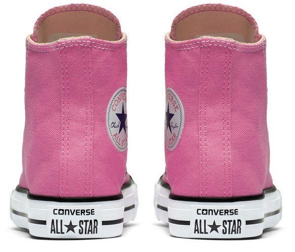 נעלי אולסטאר ילדות ורוד Converse Pink - תמונה 4