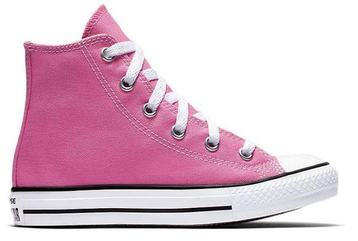נעלי אולסטאר ילדות ורוד Converse Pink - תמונה 2