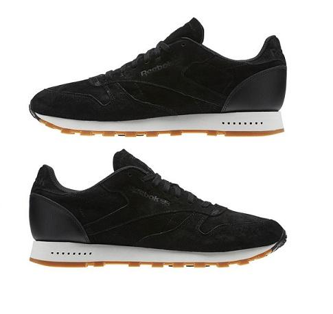 נעלי ריבוק אופנה גברים Reebok Classic Leather SG - תמונה 2