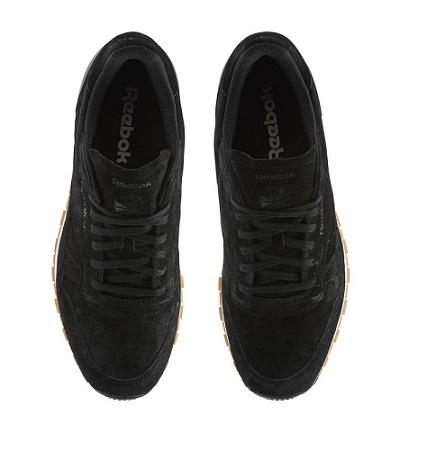 נעלי ריבוק אופנה גברים Reebok Classic Leather SG - תמונה 4