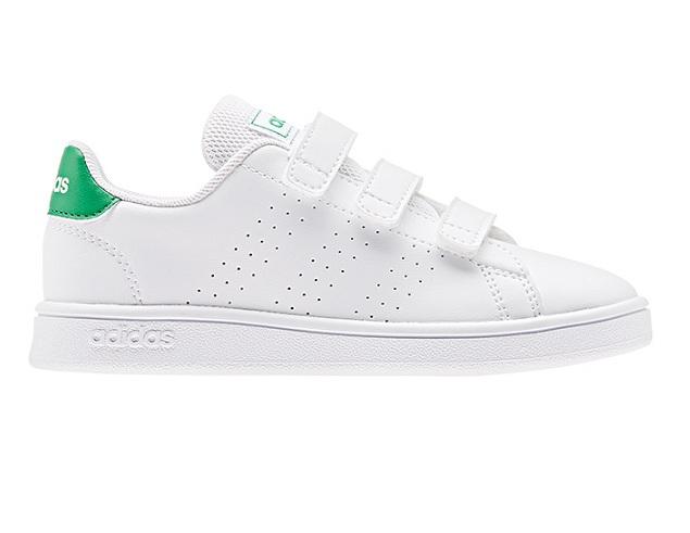 נעלי אדידס אופנה ילדים Adidas Advantage Clean Cmf