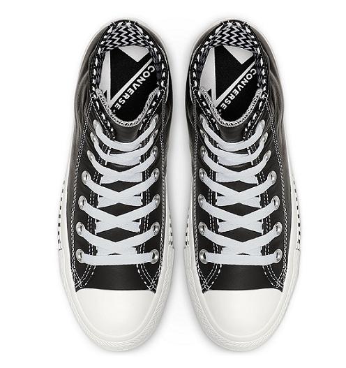 נעליי אולסטאר עור נשים Converse Mission-V - תמונה 3