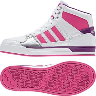 נעלי אדידס גבוהות נשים ADIDAS BBNEO AVENGER
