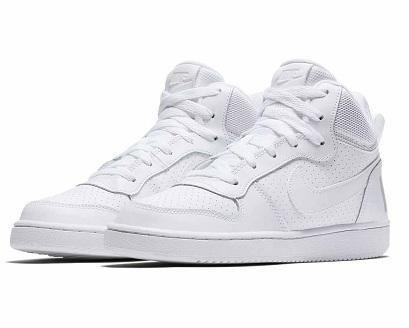 נעלי נייק גבוהות נשים Nike Court Borough Mid