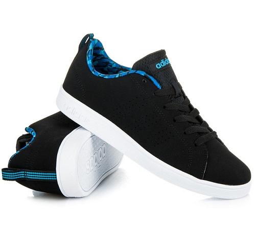 נעלי אדידס אופנה נוער Adidas Advantage Clean Vs