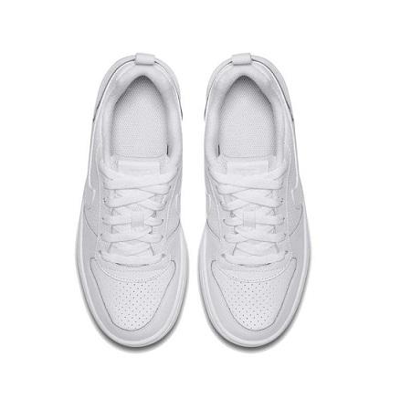 נעלי נייק אופנה נשים נוער Nike Court Borough Low - תמונה 3