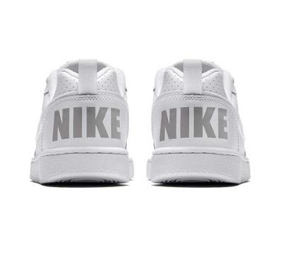 נעלי נייק אופנה נשים נוער Nike Court Borough Low - תמונה 4