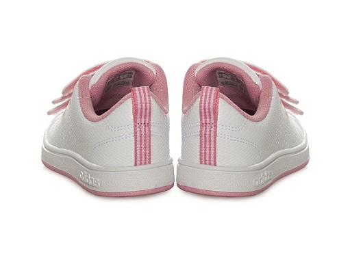 נעלי אדידס אופנה ילדות Adidas Vs Advantage Clean Cmf - תמונה 2