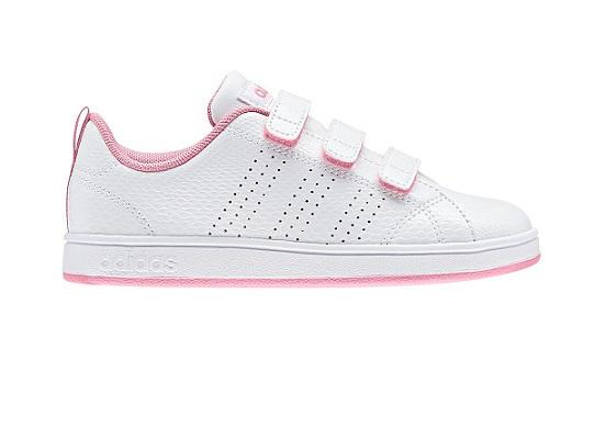 נעלי אדידס אופנה ילדות Adidas Vs Advantage Clean Cmf - תמונה 1