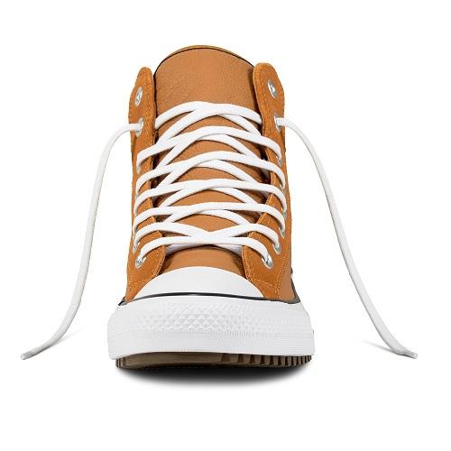נעלי אולסטאר מגף עור גברים Converse Boot Pc - תמונה 3