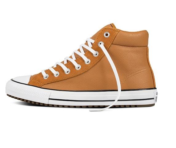 נעלי אולסטאר מגף עור גברים Converse Boot Pc - תמונה 2