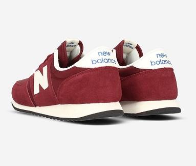 נעלי ניובלנס אופנה גברים New Balance 420 - תמונה 4
