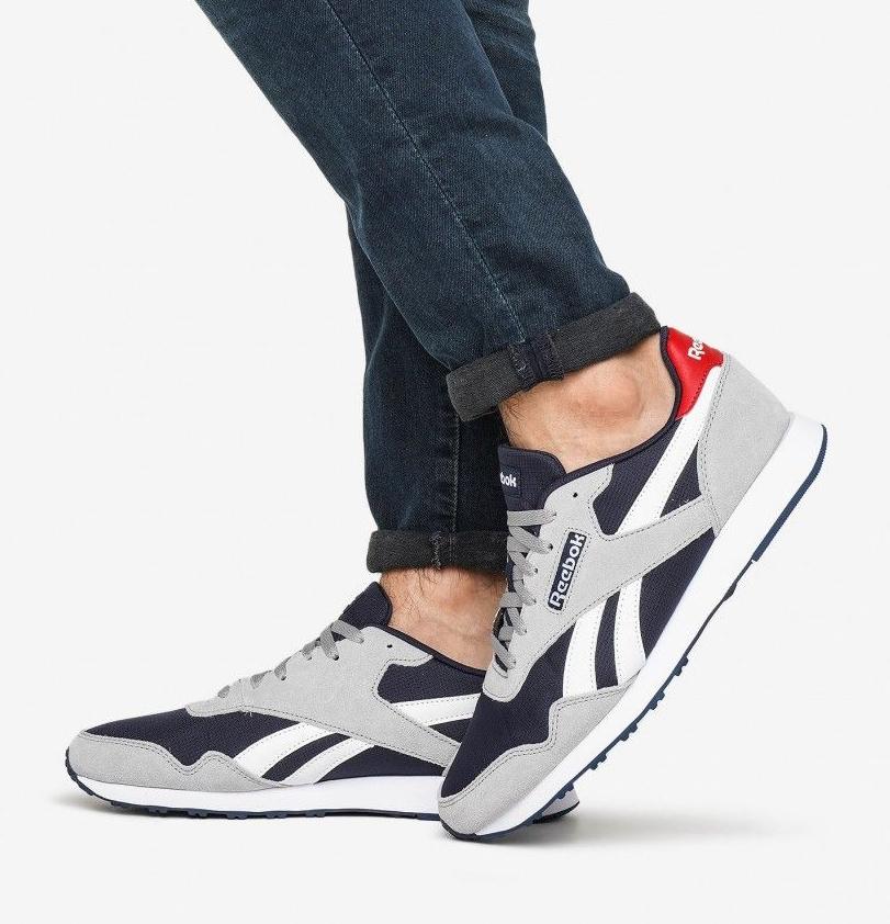 נעלי ריבוק אופנה גברים Reebok Royal Ultra