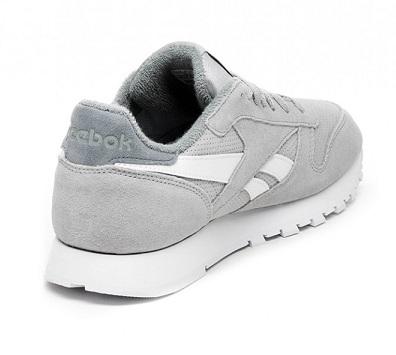 נעלי ריבוק אופנה גברים Reebok Classic Leather Mu