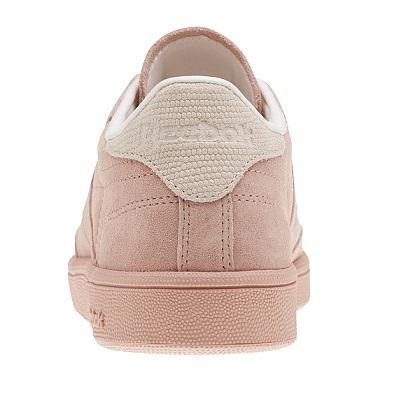 נעלי ריבוק אופנה נשים Reebok Club C 85 Nbk - תמונה 3