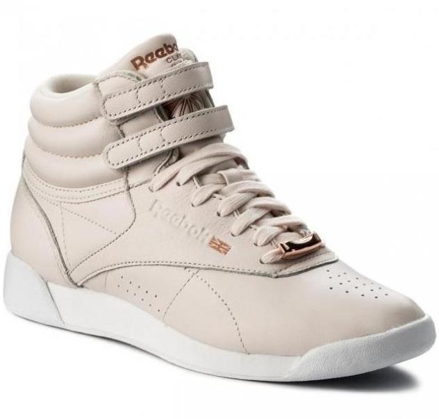 נעלי ריבוק גבוהות נשים Reebok Freestyle Hi Muted
