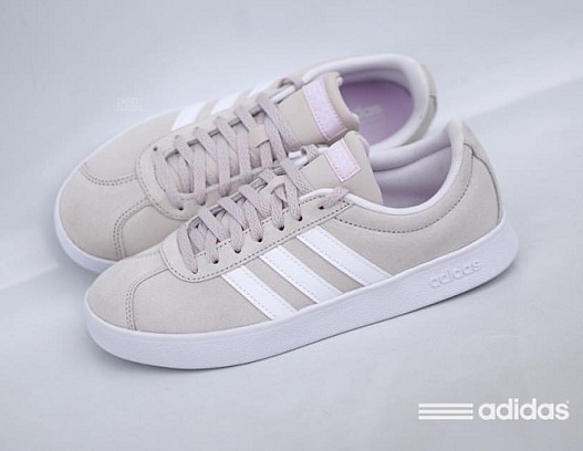 נעלי אדידס אופנה נשים Adidas VL Court 2.0