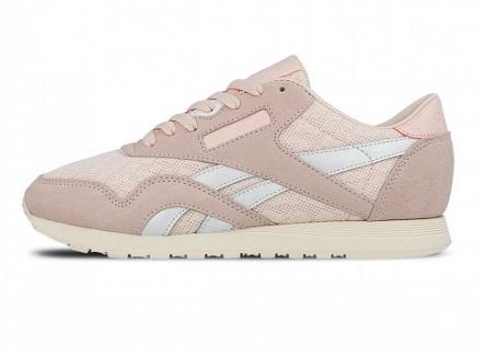 נעלי ריבוק אופנה נשים Reebok classic nylon cold pastel