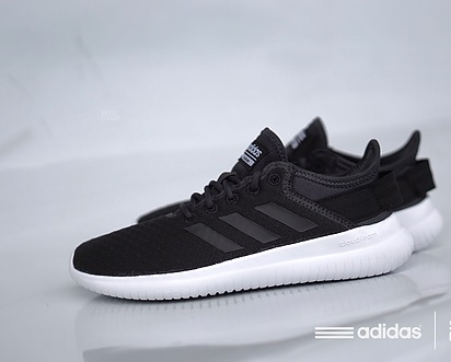 נעלי אדידס ספורט נשים Adidas Qtflex - תמונה 2