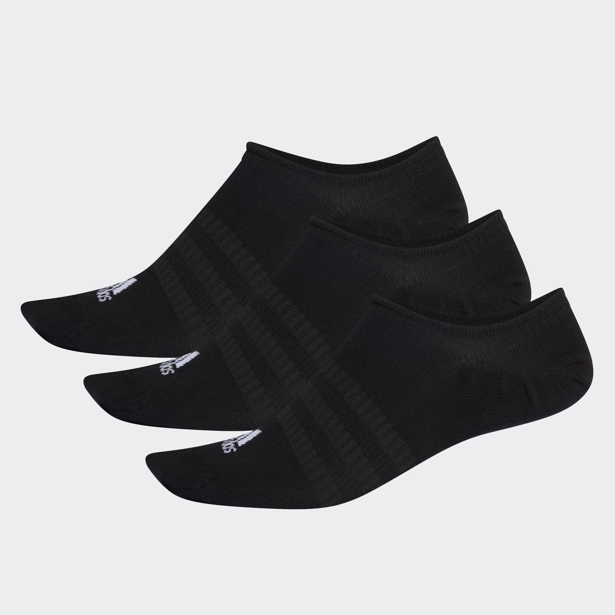 שלישיית גרבי אדידס בובה נסתרות Adidas No Show 3pp
