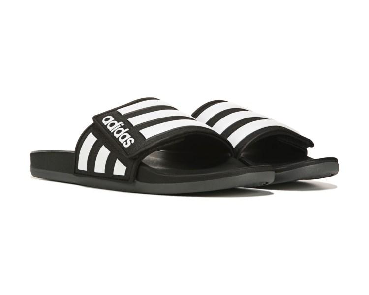 כפכף אדידס גברים Adidas Adilette Comfort Adjustable