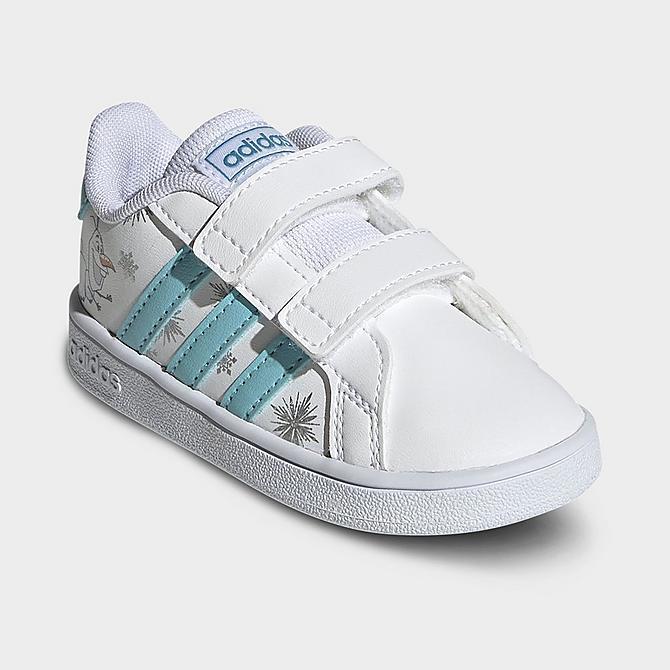 נעלי אדידס פרוזן תינוקות ילדים Adidas Grand Court Frozen Olaf