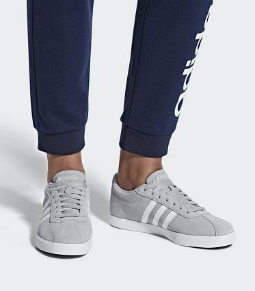 נעלי אדידס אופנה נשים Adidas Courtset - תמונה 2