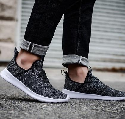 נעלי אדידס ספורט נשים נוער Adidas Cloudfoam Pure